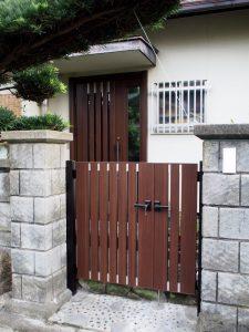 奈良県玄関リフォーム