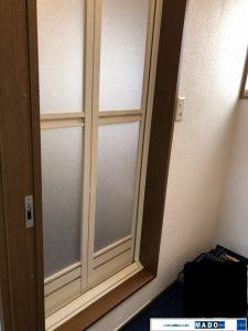 ドアリモ浴室ドア