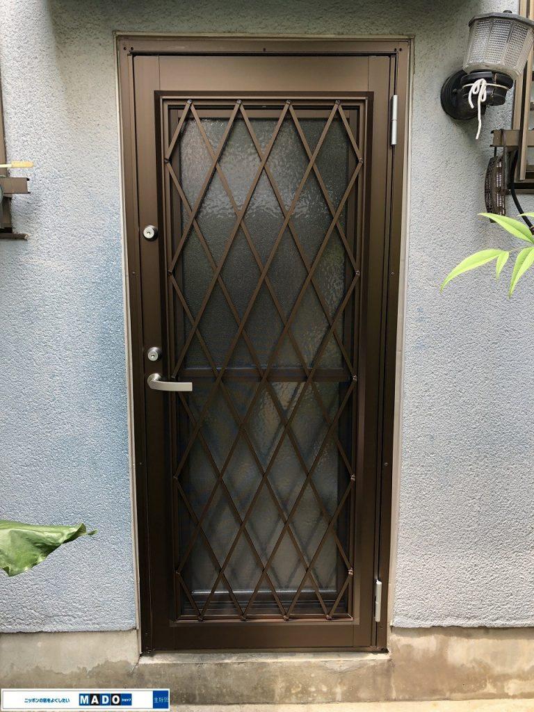 ドアリモ勝手口ドア